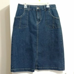 Like New Denim Skirt
